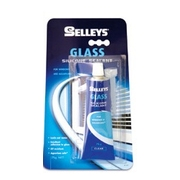 Selleys Clear Glass Silicone 75g