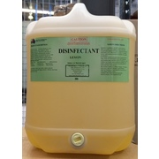 G&L Disinfectant Lemon Scent 20L