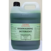 Dishwashing Liquid Green 5L
