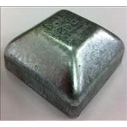 Pre-Packed 75 x 75mm Galvabond Post Cap