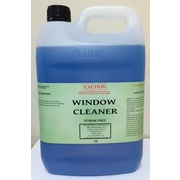 Window Cleaner Streak Free 5L