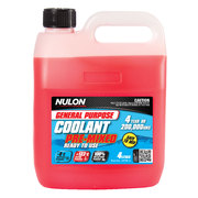 Nulon General Purpose Red Coolant 4 Litre Premixed