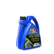 Gulf Western Ultra Clear 80w140 Gear Oil Diff Lube 4L