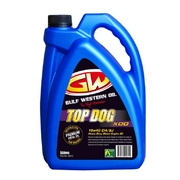 Gulf Western Top Dog XDO 15w40 Diesel Oil 5 Litre