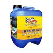 Gulf Western Top Dog XDO 15w40 Diesel Oil 10 Litre