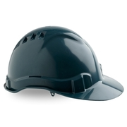 Pro Choice Hard Hat Vented 6 Point Green