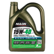 Nulon Premium Mineral 15W-40 High Protection Diesel Formula Engine Oil 5 Litre