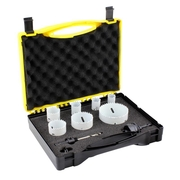 9pce Electrical Hole Saw Kit