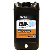 Nulon Semi Synthetic Hi-Tech Fast Flowing Engine Oil 10w30 20 Litre