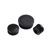 Plastic Cap 40NB Black