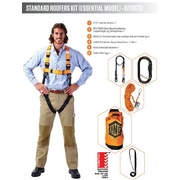 Pro Choice LINQ Standard Roofer's Harness Kit (Essential Model)