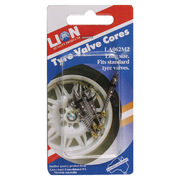 Tyre Valve Core, Long, 4pk
