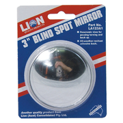 Mirror Blind Spot 75mm Round
