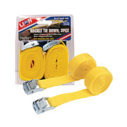 Lion Tie Down Quick Release Loop 25mm x 2.5m 2 pce