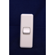 Single Gang Switch 10amp For Architrave