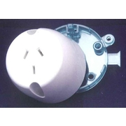 Single Surface Socket 10amp