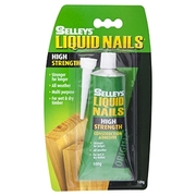 Selleys Liquid Nails High Strength 100g Tube Blister Pack