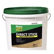 Selleys Liquid Nails Direct Stick 14Kg
