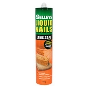 Selleys Liquid Nails Landscape 415g