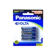 Panasonic AAA 4Pk Evolta Battery