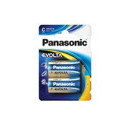 Panasonic C Size 2Pk Evolta Battery