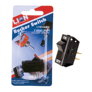 Rocker Switch Black