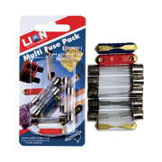Fuse Pack Universal 2-25amp 8p