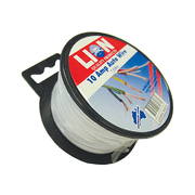 Lion Auto Cable 10amp x 3mm White 7.5m
