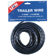 Trailer Cable 5 Core x 7.5m