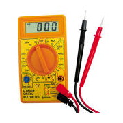 Lion Multimeter Digital Measures AC & DC Current