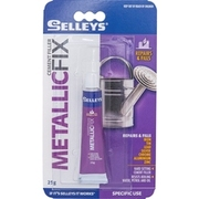 Selleys Metallic Fix Cement 25g Blister Pack