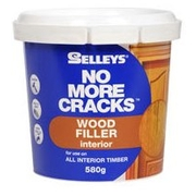 Selleys No More Cracks Ready To Use Wood Filler 580g