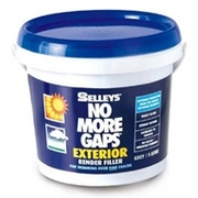 Selleys No More Gaps Exterior Render Filler 1 Litre