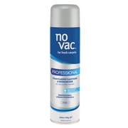 No Vac Professional Foam Carpet Sanitiser & Deodoriser Fresh 418g