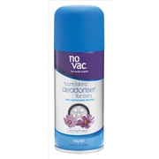 No Vac Auto Foam Fabric Deodoriser Spring Breeze 150g
