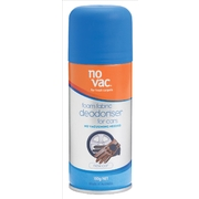 No Vac Deodoriser New Car 150g