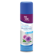 No Vac Foam Carpet Sanitiser & Deodoriser Garden Breeze 290g