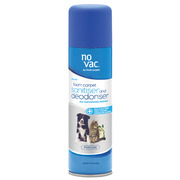 No Vac Foam Carpet Sanitiser & Deodoriser Fresh Pet 290g