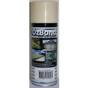 OzBond Classic Cream/Smooth Acrylic Spray Paint 300g