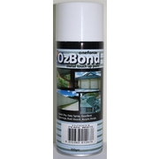 OzBond Pearl White Acrylic Spray Paint 300g