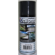 OzBond Charcoal Acrylic Spray Paint 300g