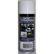 OzColour Gloss White Acrylic Spray Paint 300g