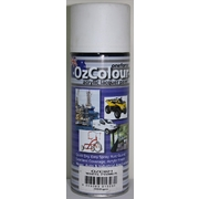 OzColour White Primer Acrylic Spray Paint 300g
