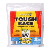 Mr Clean Tough Bags 2Pk Extra Large