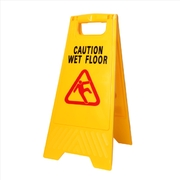 Mr Clean Caution Wet Floor A-Frame Sign