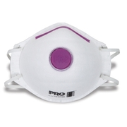 Pro Choice P1 Respirator With Valve 12 Pack
