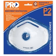 Pro Choice P2 Respirator With Valve 3pk