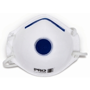 Pro Choice P2 Respirator With Valve 12pk