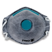 Pro Choice P2 Respirator With Valve And Active Carbon Filter 12pk