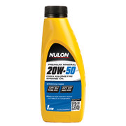 Nulon Premium Mineral 20w50 High Kilometre Engine Oil 1 Litre